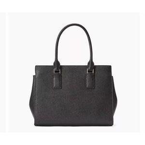 kate spade Bags - Kate Spade cameron medium satchel bag black